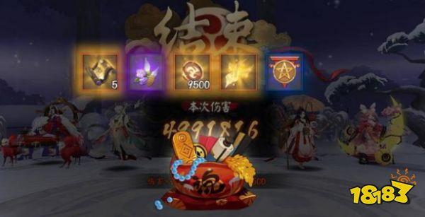阴阳师紧那罗新活动玩法分析 没有樱饼爬塔非常困难