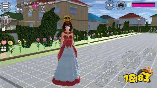 樱花校园模拟器无限钱皇冠版下载