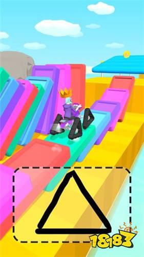 涂鸦骑士3D版游戏下载