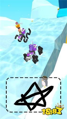 涂鸦骑士3D版安卓破解版下载