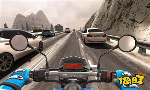 Traffic Rider解锁全部车辆版下载