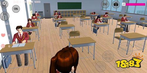 樱花校园模拟器最新版中文下载