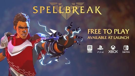 《Spellbreak》魔法吃鸡登录卡顿怎么办?迅游加速器助力流畅游戏