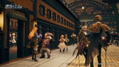 坐上蒸汽列车,跟阿泽来一场说走就走的旅行