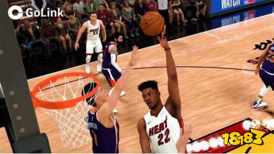 NBA2K21无法持球冲刺怎么办?Golink加速器免费助力