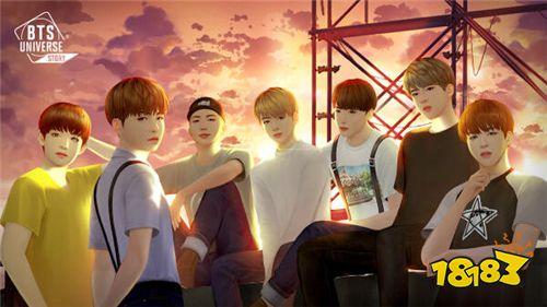 《BTS Universe Story》放出全新预告片 一窥引人入胜的BTS故事