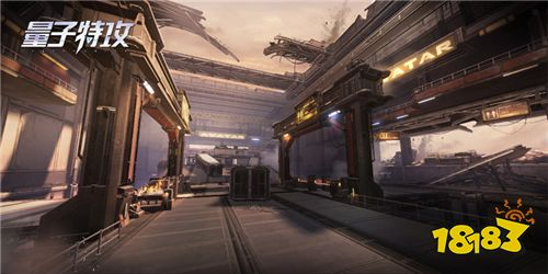 在新地图中一决高下!《量子特攻》新阵营地图上线