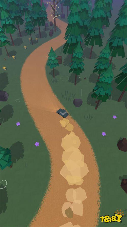 益智冒险游戏《the longest drift》iOS版10月26日推出