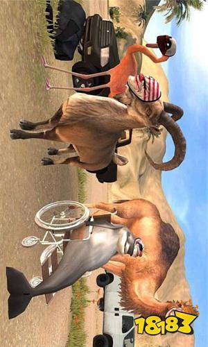 山羊模拟器2020最新版下载