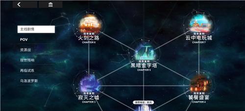 《解神者X2》注重剧情的二次元手游 和神一起拯救世界吧!