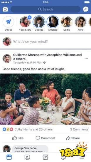 Facebook官网免费下载