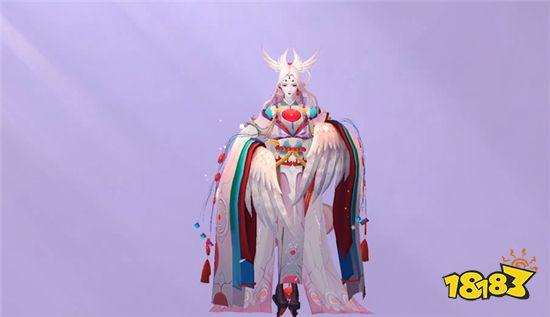 阴阳师姑获鸟典藏皮即将上线 被玩家吐槽像女装大佬