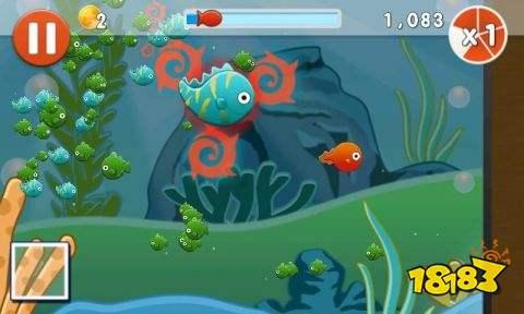 小魚探險記最新版下載