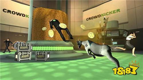 模拟山羊太空废物快速免费下载