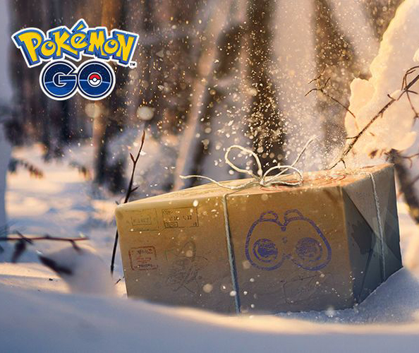 《Pokemon GO》放出12月活动内容 酋雷姆降临团体战