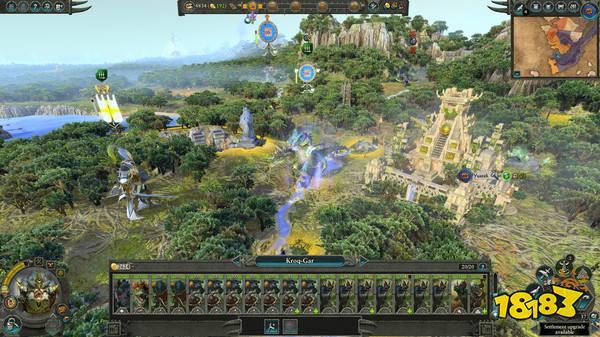 戰錘2凡世帝國地圖