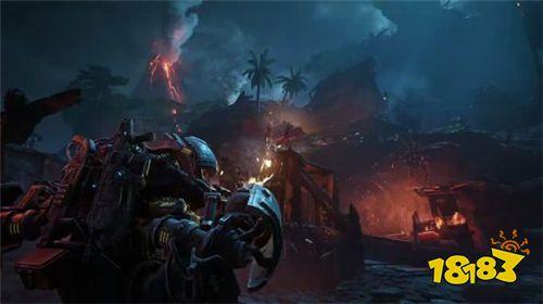 《战争机器5》战役DLC宣传片公布 将于12.15发售