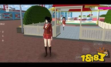 櫻花校園模擬器2021版下載