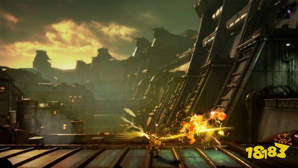 国产单机游戏首度亮相TGA 《暗影火炬城》2021年上市
