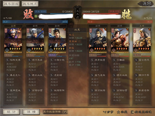 三國志2021戰略版(三戰)