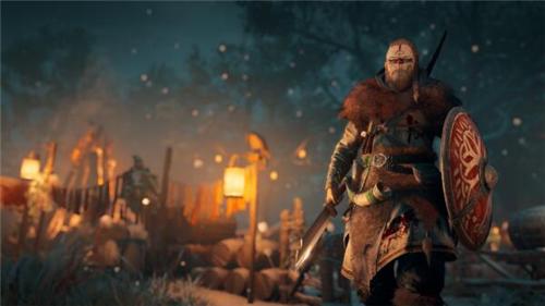 《刺客信条:英灵殿》预告明年2月将带来全新游戏模式