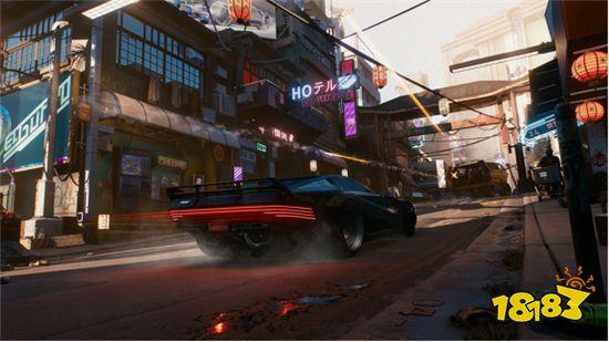 賽博朋克2077原來還能這樣玩 盡在北通宙斯游戲手柄
