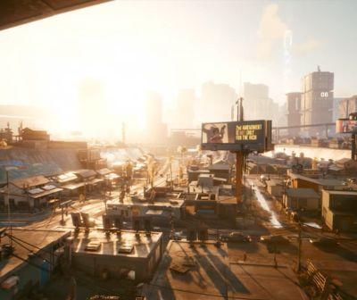 《赛博朋克2077》官网首页更新预热免费DLC 预计明年初上线
