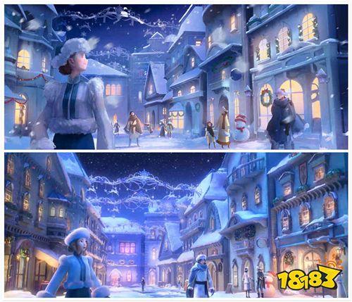 建模面数超百万 叠纸动画全新CG《双城奇遇记》制作解析