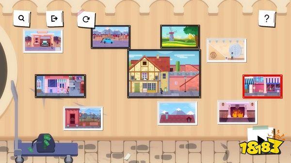 画框解谜独特玩法 《艾莉莎》手游正式上线