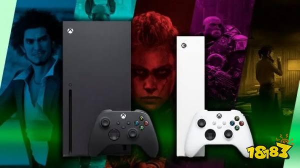 微软:Xbox Series X已有68款游戏进行过优化
