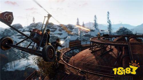 多人生存游戏《Rust》主机版评级公布