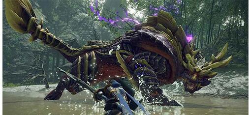 怪物猎人崛起操龙怎么用 操龙大技使用方法