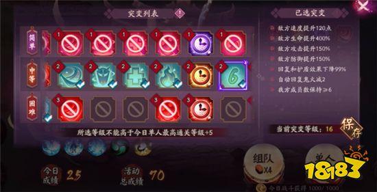 阴阳师铁鼠妖行试炼活动攻略 SP彼岸花成为最大赢家