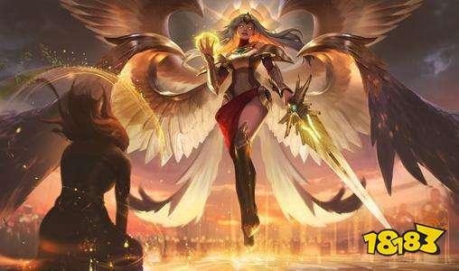 云顶之弈S4.5速成型上分阵容 天神决斗天使阵容玩法攻略