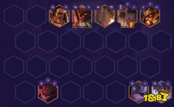 云顶之弈季中战神奥拉夫阵容攻略 最强战神奥拉夫阵容玩法介绍