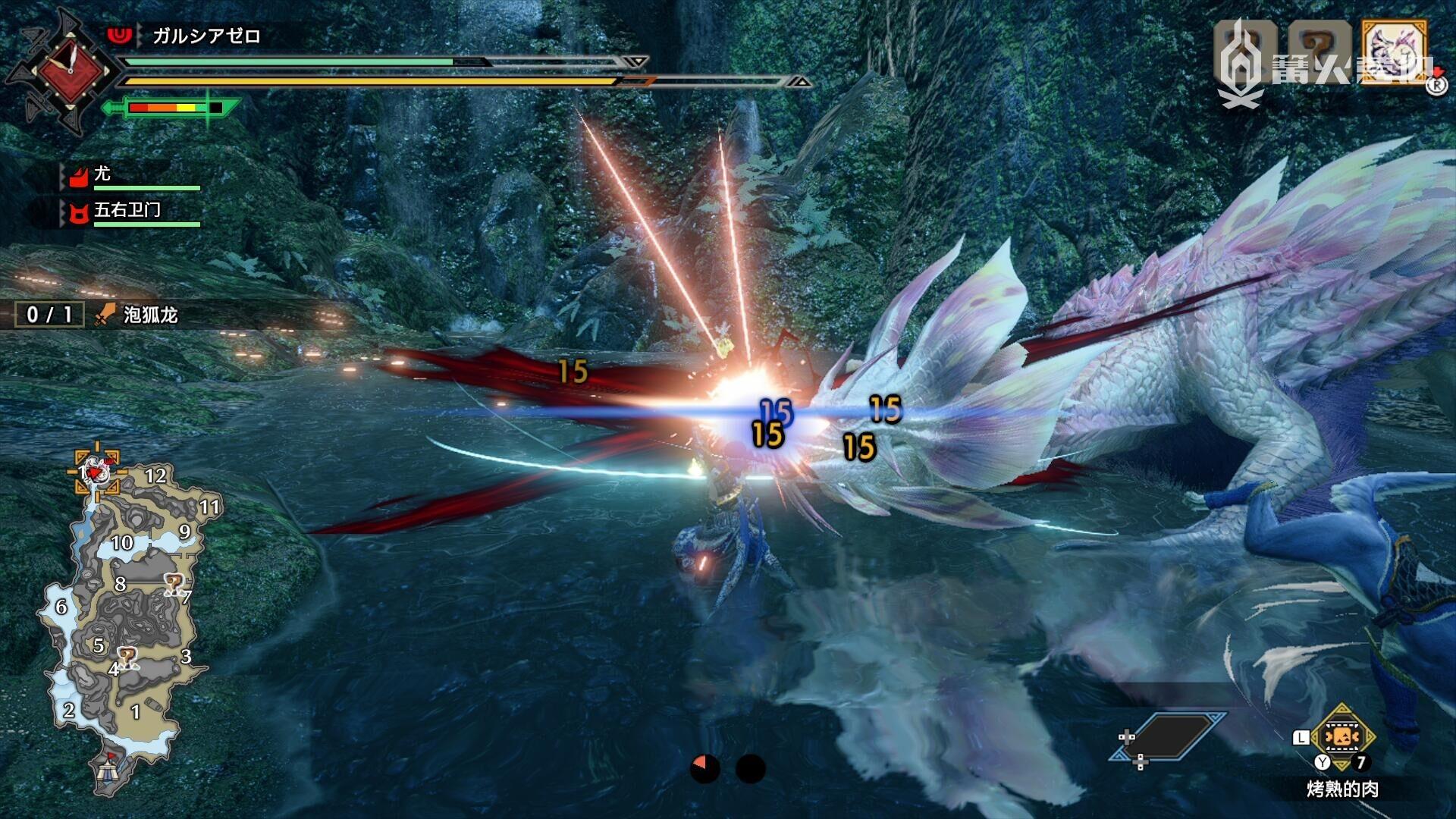 怪物猎人崛起单手剑怎么玩 单手剑操作技巧介绍