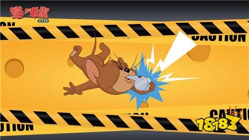 嘘……《猫和老鼠》全新社交玩法概念海报曝光