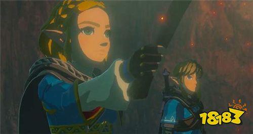 《荒野之息2》故事更加黑暗 林克和塞尔达确认回归