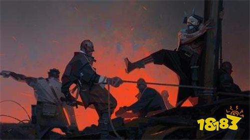 PS5新作《死亡循环》实机截图 电影《怪形》汲取灵感