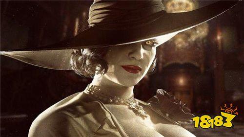 《生化8》艺术总监谈吸血鬼夫人 灵感源自于八尺大人