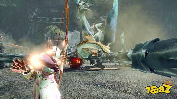 任天堂直面会揭露怪猎新料,百龙夜行引混战,怨虎龙表示不背这锅