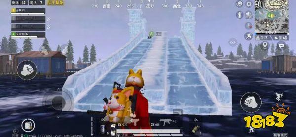 和平精英滑滑梯在哪里找 滑滑梯具体位置一览