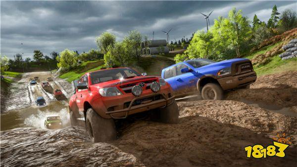 极限竞速地平线4:硬核与娱乐兼顾的最强赛车游戏