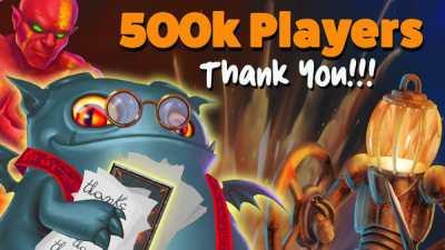 卡牌游戏《怪物火车》玩家数破50万 官方感谢玩家社区