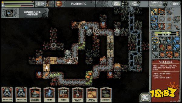 《循环勇者(Loop Hero)》:适合在上班摸鱼的时候玩的一款游戏