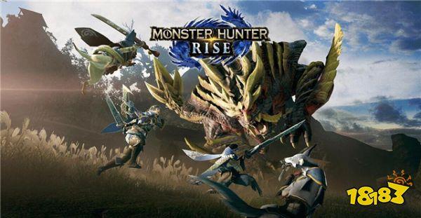 日本TSUTAYA游戏周销榜公布 怪物猎人崛起毫无悬念登榜一