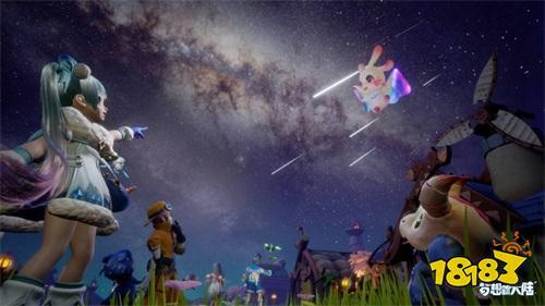 《梦想新大陆》公测倒计时 家园跨服玩法抢先看