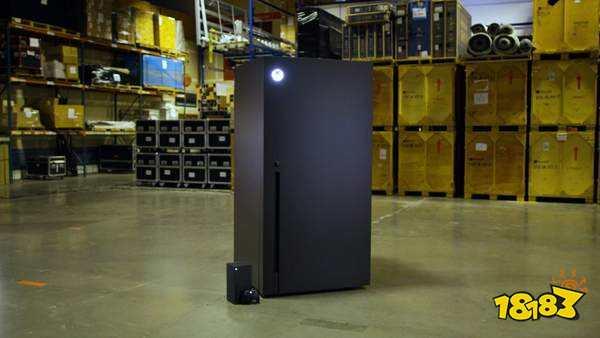Xbox获推特最具影响力品牌 官方兑现承诺投产XSX冰箱