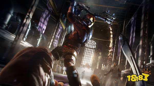 《消逝的光芒2》将加入动态事件 为玩家提供额外乐趣