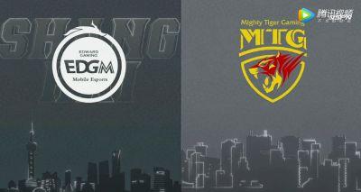 2021KPL春季赛第四周 上海EDG.M VS MTG 第2局